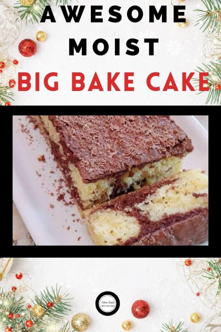 Big Bake Cake