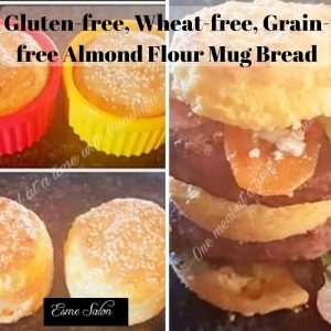 Almond Flour Mug Bread