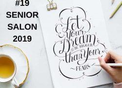 #19 SENIOR SALON 2019