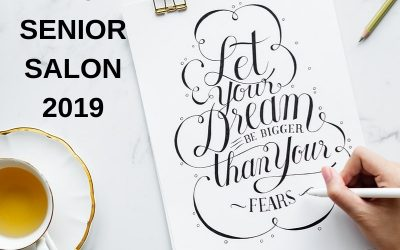 #19 SENIOR SALON 2019