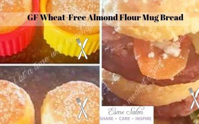 Almond Flour Mug Bread