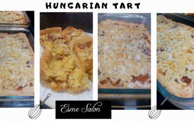 Jam Hungarian tart