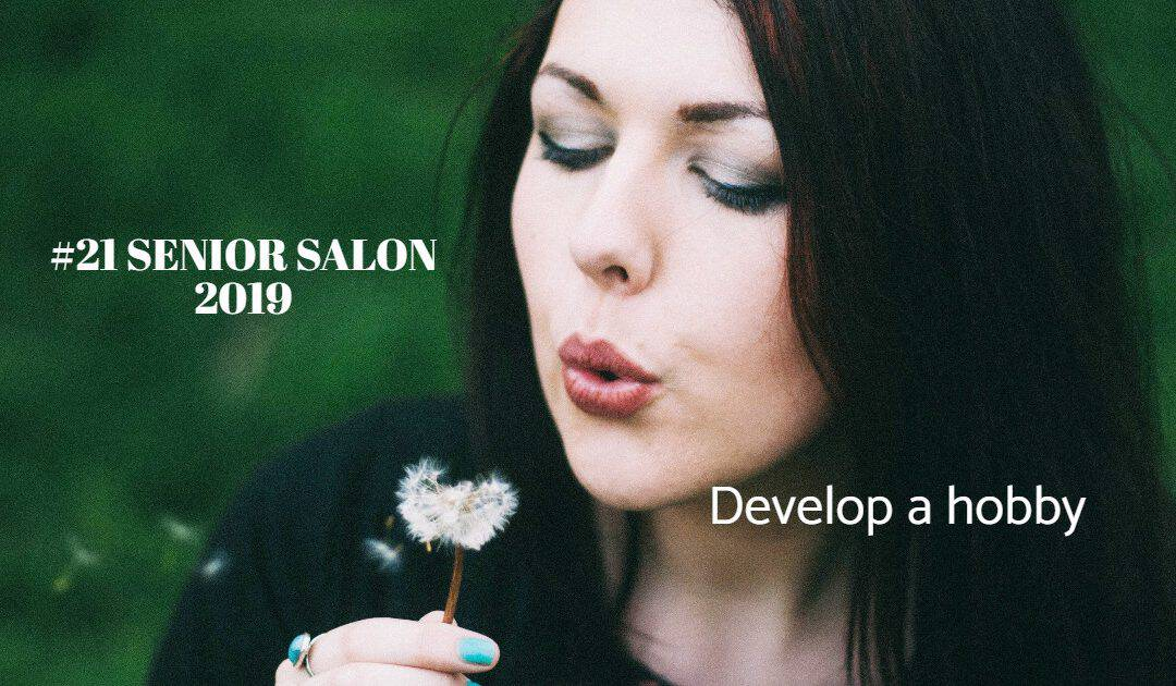 #21 SENIOR SALON 2019