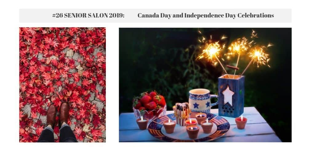 Canada Day and Independence Day Celebrations