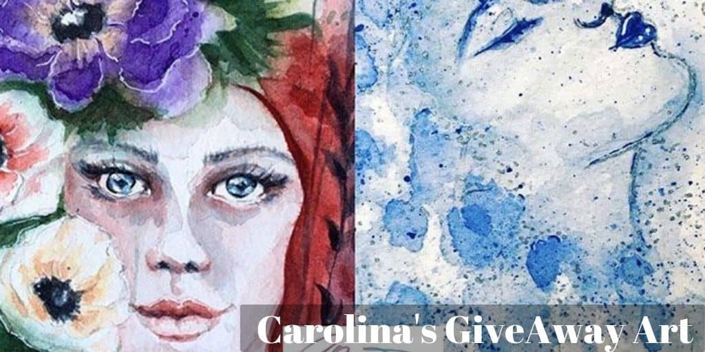 Carolina's Art GiveAway