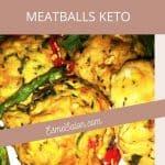 Chicken and Zucchini Keto Meatba