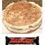 Bar One fridge cheesecake