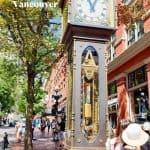 Gastown Clock Gastown Vancouver