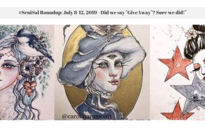 #SeniSal Roundup: July 8-12, 2019