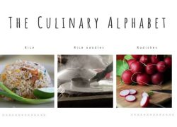 The Culinary Alphabet, The Letter R