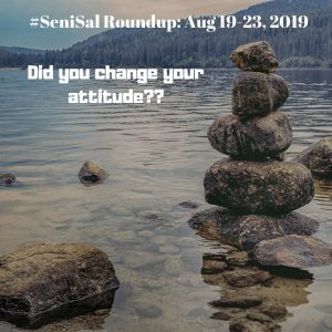#SeniSal Roundup: Aug 19-23, 2019