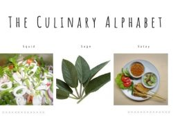 The Culinary Alphabet – The letter S