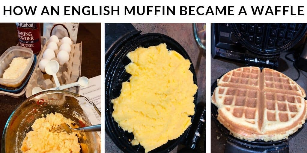 How an English Muffin became a Waffle