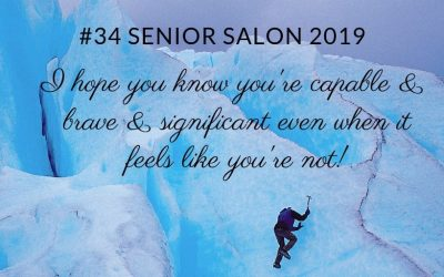 #34 Senior Salon 2019