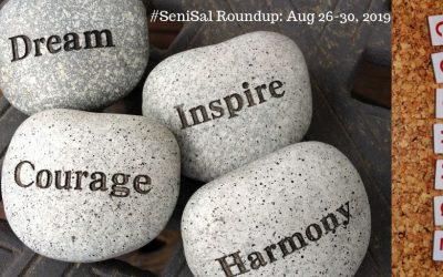#SeniSal Roundup: Aug 26-30, 2019