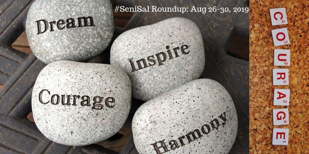#SeniSal Roundup: Aug 26-30, 2019 ~ Esme Salon