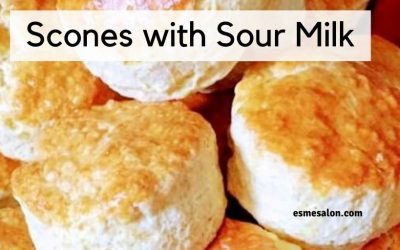 Scones with Sour Milk