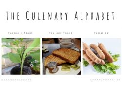 The Culinary Alphabet – 13 Terms or food with the letter T