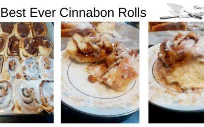 Best Ever Cinnabon Rolls