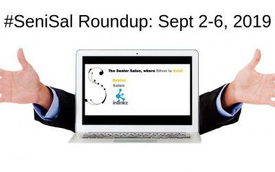#SeniSal Roundup: Sept 2-6, 2019