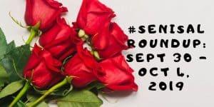 t #SeniSal Roundup: Sept 30 - Oct 4, 2019