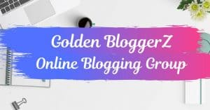 Golden Bloggerz: Online Blogging Community