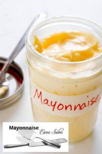 Bottle of Mayonnaise