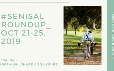 #SeniSal Roundup: Oct 21-25, 2019