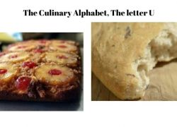 The Culinary Alphabet, The letter U