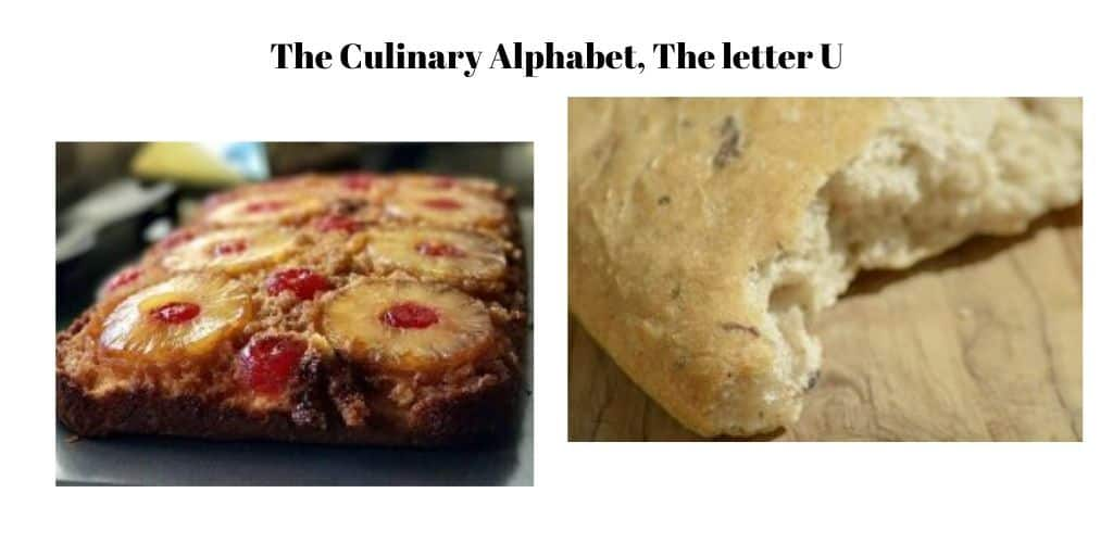 The Culinary Alphabet, The L