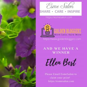 Ellen Best Winner Amazon $50