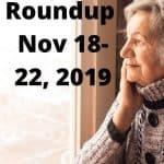 #SeniSal Roundup_ Nov 18-22, 2019