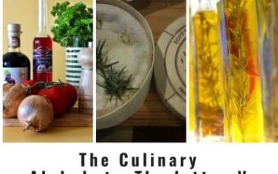 The Culinary Alphabet, The Letter V
