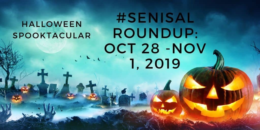 #SeniSal Roundup: Oct 28 -Nov 1, 2019