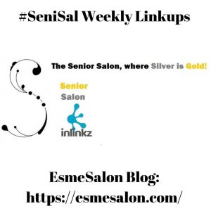 #SeniSal Weekly Linkup Badge Looking to get more visitors to your Blog?