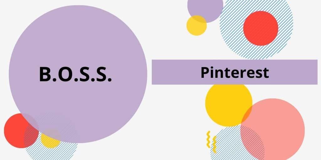 Blog Outreach Social Share Pinterest Logo