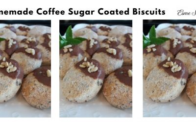 Homemade Coffee biscuits anyone?