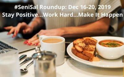 #SeniSal Roundup: Dec 16-20, 2019