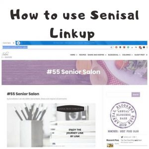 How to participate at #Senisal