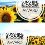 Sunshine Blogger Award 4