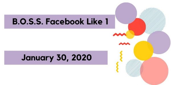 B.O.S.S. Facebook Like 1