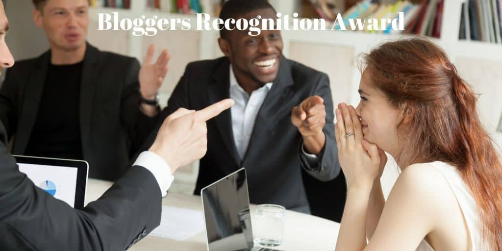 Bloggers Recognition Award #7