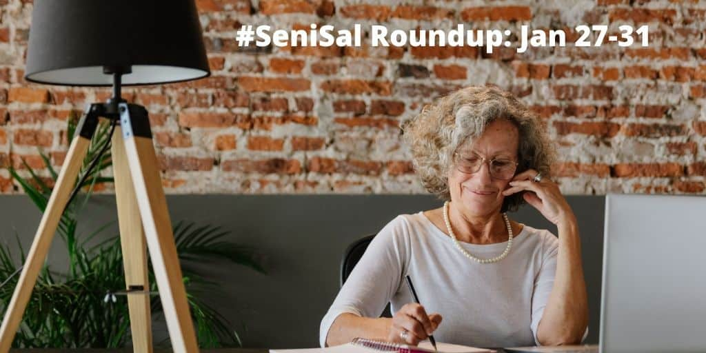 #SeniSal Roundup: Jan 27-31
