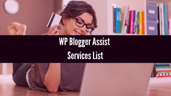 #54 Senior Salon WP Blogger Assist