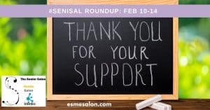#SeniSal Roundup: Feb 10-14