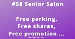 #58 Senior Salon