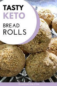 Tasty Keto Bread Rolls