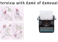 Interview with Esmé of Esmesalon