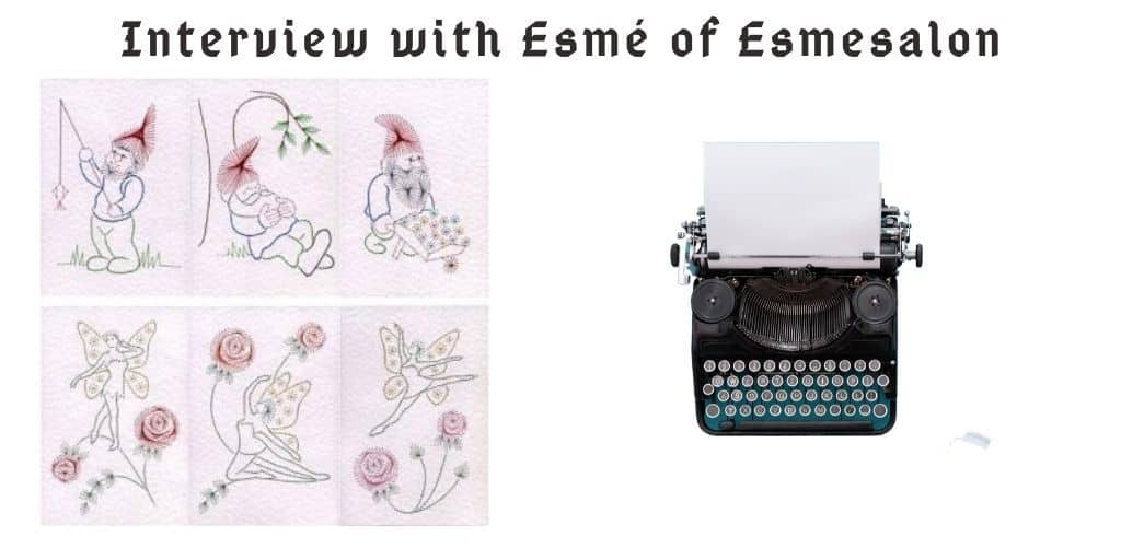 Interview with Esmé of Esmesalon