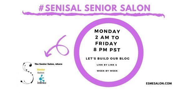 #Senisal Weekly Banner